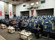 Körfez Belediyesi'nden; Esnafa 1.000'er lira ayni yardım