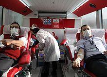 Başiskele Belediyesi'nden Kızılay'a Kan Bağışı Desteği