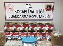 Kocaeli İl Jandarma Komutanlığı, Kaçakçılıklara Göz Açtırmıyor