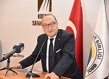 KSO Başkanı Zeytinoğlu; ocak ayı enflasyondaki artışı değerlendirdi.