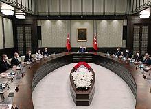 Kabine değişikliği yapılan yeni bakanlar
