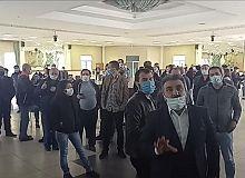 Sülfürik Asit ÇED Toplantısına Halk Karşı Çıktı