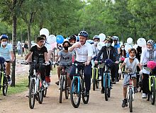 41 gence Bisiklet, Büyükşehir'den Gençlik ve Spor ana temalı video yarışması