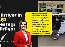 İzmit Belediyesi, Covid-19aşı desteğini sürdürüyor