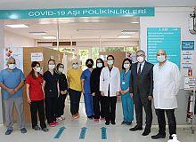 Kocael'de 1 Milyon Doz Aşıya Ulaşıldı