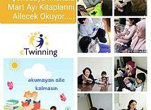 Kocaeli Derince Çenesuyu İlkokulundan E-twinning PROJESİ