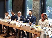 Körfez Pazarcılar Odası Başkanı, Zafer Şahin adaylığını açıkladı