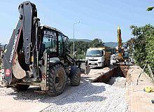Başiskele ilçesinde altyapı projesi başladı