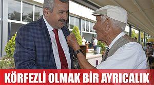 """Başkan Baran, """"Halkımız Körfezli Olmanın Keyfini Yaşıyor"""""""