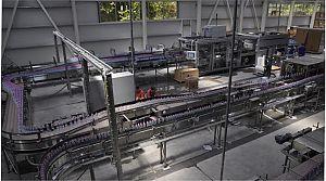 Çenesuyu'nda yeni makine üretime başladı