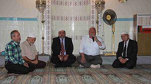 Gölcük Belediyesi 10. Geleneksel Sultanbaba Anma Töreni Örcün Cami avlusunda gerçekleştirildi