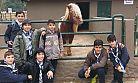 İzciler Hayvanat Bahçesini Ziyaret Etti