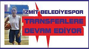 İZMİT BELEDİYESPOR TRANSFERLERE DEVAM EDİYOR