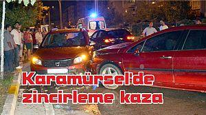 Karamürsel'de zincirleme kaza