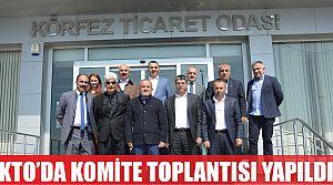 KTO ve Gebze-TO Müşterek Komite Toplantısı Yaptı