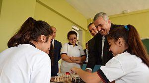 Satranç Sınıfı Hizmete Açıldı