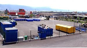 Türkiye'nin İlk Atık Getirme Merkezi
