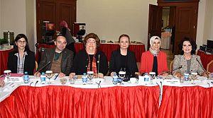 Üzülmez Birleşmiş Milletler Kadın Birimini Ağırladı
