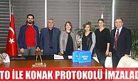 Körfez Ticaret Odası ile Konak Hastanesi Protokol İmzaladı