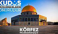 Körfez 'Kudüs' İçin Tek Yürek