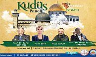 Kudüs Paneli ses getirecek