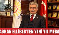 Mehmet Ellibeş'ten Yeni Yıl Mesajı