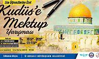 Büyükşehir'den Kudüs için anlamlı yarışma