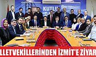 MİLLETVEKİLLERİNDEN İZMİT'E ZİYARET