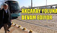 """Karaosmanoğlu, """"Akçaray başarıyla yoluna devam ediyor"""""""