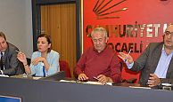 CHP'de 31 Mart değerlendirme toplantısı