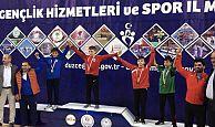Kağıtsporlu yedi güreşçi, Türkiye Şampiyonası biletini kaptı