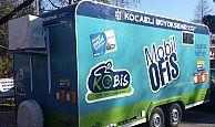 KOBİS ve Mobil Ofis Karavanı Kandıra'da