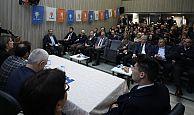"""Büyükşehir Belediyeciliği vizyonu Cumhurbaşkanımızın vizyonudur"""""""