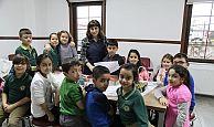 Başiskele Çocuk Akademisi'nde Eğitimler Başladı