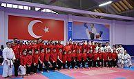 Kağıtsporlu karateciler Avrupa arenasında