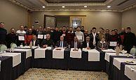 Kocaeli itfaiyesinden tüm Türkiyeye temel itfaiyeci eğitimi