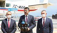 Bakan Kurum ''Büyükşehir uçağı Marmara'yı denetleyecek''