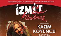 İzmit, Kazım Koyuncu'yu şarkılarıyla anacak