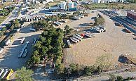 Körfez, kabakoz'a 300 araçlık tır parkı