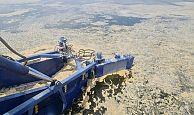 Kocaeli'den toplanan müsilaj miktarı 3 bin 288,2 metreküp