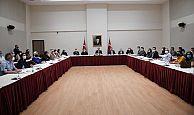 Yabancı Uyruklu Vatandaşların, Sorunlarıyla İlgili İstişare Toplantısı Yapıldı
