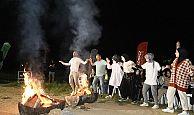 Körfezde 'kamp ateşi yandı