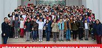 500 öğrenci daha tiyatro ile buluştu