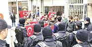 Abdullah Öcalan eylemi