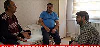 AK Körfez'den ziyaretlere devam