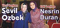 Ak Parti Körfez Kadın Kolları yeni Başkanı Özbek
