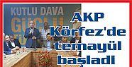 AK Parti Körfez'de temayül başladı