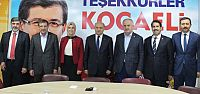 AKP'li vekiller mazbatalarını aldı
