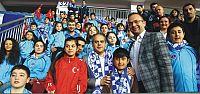"""Bakan Kılıç,"""" Kağıtspor Ülke Sporunu Güçlendiriyor"""""""