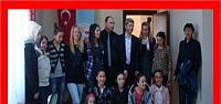 Balkan Kültür Evi'ne MAPHOYTAG ziyareti